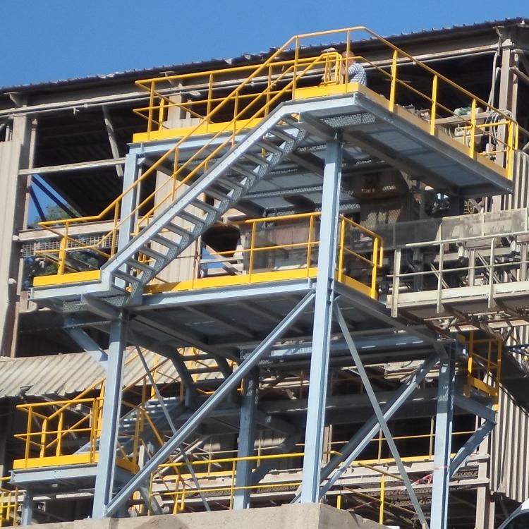Ferronnerie industrielle
